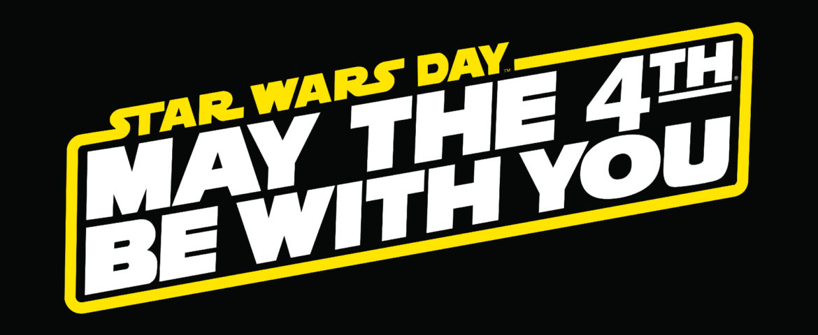 May the 4th: All-New Products, Games and Books