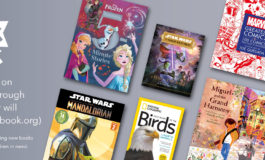 """shopDisney Debuts """"Buy a Book, Give a Book"""" Program to Inspire Love of Storytelling"""