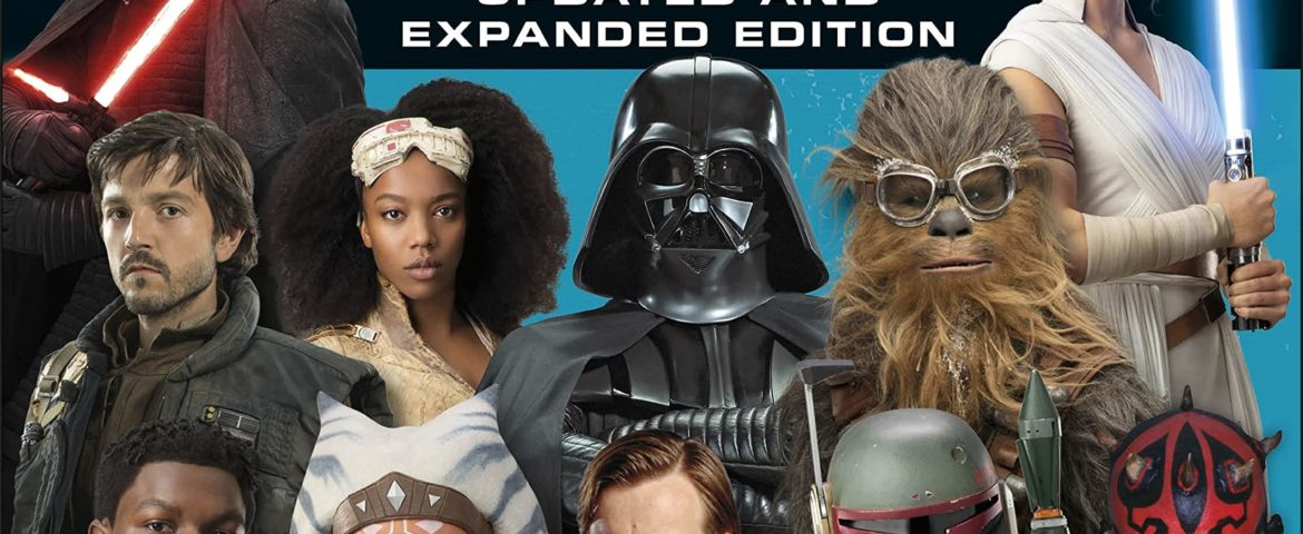 Announcing the 'Star Wars Character Encyclopedia, Updated and Expanded Edition' Co-Authored by Coffee With Kenobi's Dan Z!