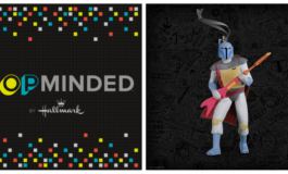 PopMinded by Hallmark Announces 2021 Event Exclusives, Including Animated Boba Fett Keepsake Ornament