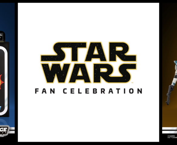 Exclusive Star Wars: The Vintage Collection Reveals for Hasbro's Fan Celebration Day