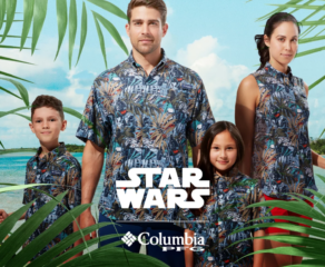 """Columbia Sportswear Reveals New Star Wars """"The Outer Rim Collection"""""""