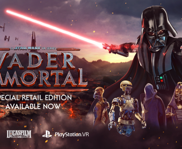 ILMxLAB's Special Retail Edition of Vader Immortal: A Star Wars VR Series Exits Hyperspace Today