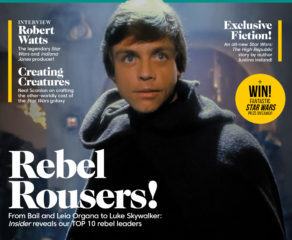 Review: Star Wars Insider Issue 203, Featuring Exclusive 'The High Republic' Fiction by Justina Ireland