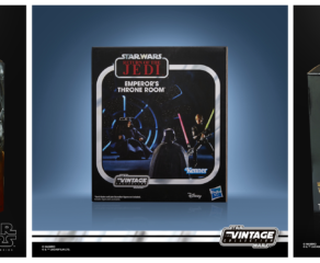 Three New Hasbro Star Wars Items Announced, Including Dave Filoni's Trapper Wolf Figure!