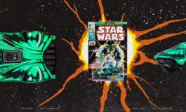 Mattel Reveals Hot Wheels Comic Con Star Wars Darth Vader Comic Cover Character Car