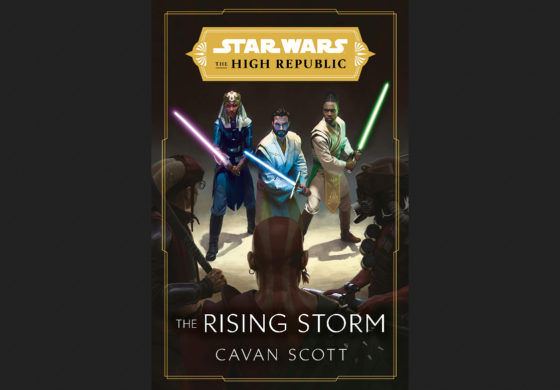 Star Wars Book/Audiobook Review: 'The High Republic: The Rising Storm' by Cavan Scott