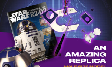 """Fanhome Launches Star Wars """"Build Your Own R2-D2"""" Collectibles Subscription"""