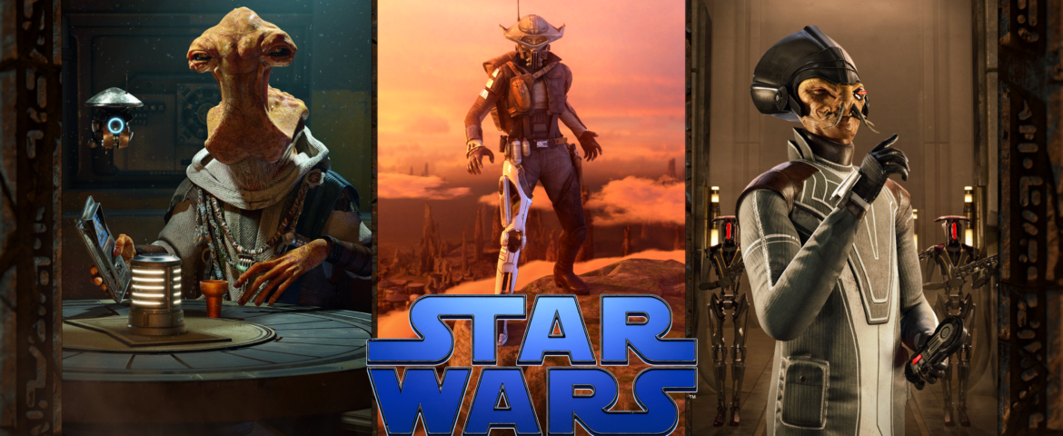 """ILMxLAB Reveals New Characters and Teaser Trailer for """"Last Call,"""" the Conclusion of """"Star Wars: Tales from the Galaxy's Edge"""""""