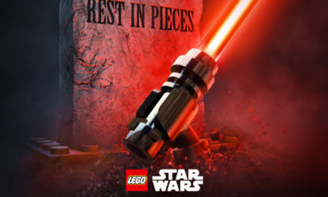 """Disney+ Debuts Key Art and Announces Cast for """"LEGO®Star WarsTerrifying Tales"""""""