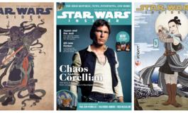 Star Wars Insider #205 On Sale in the US September 21, UK October 7