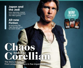 Review: Star Wars Insider #205, Featuring Original Fiction by Cavan Scott