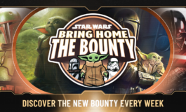 """STAR WARS FANS CAN """"BRING HOME THE BOUNTY"""" THIS HOLIDAY SEASON WITH NEW PRODUCTS SPANNING THE GALAXY"""