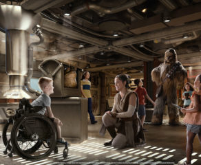 Star Wars: Cargo Bay and Mickey and Minnie Captain's Deck Coming To Disney Wish Summer 2022
